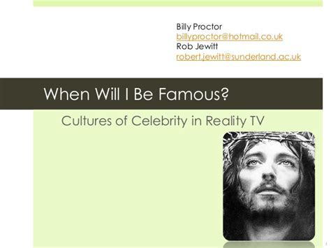 24 pictures of reality tv when will i be famous reality tv and celebrity