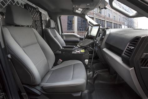 Ford F150 Interior by 2016 Ford F 150 Ssv Seats Interior The Fast Truck