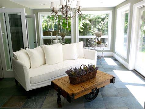 sunroom uses cottage style sunrooms hgtv