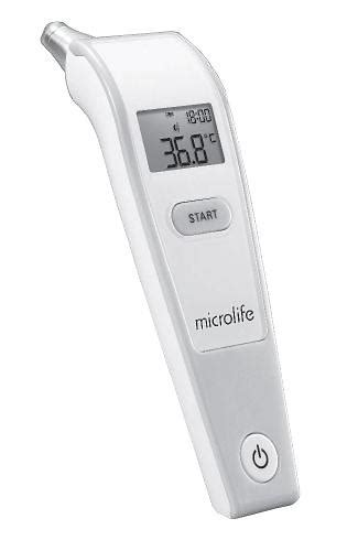 Thermometer Ear Microlife best deals on microlife ir 150 thermometer compare prices on pricespy