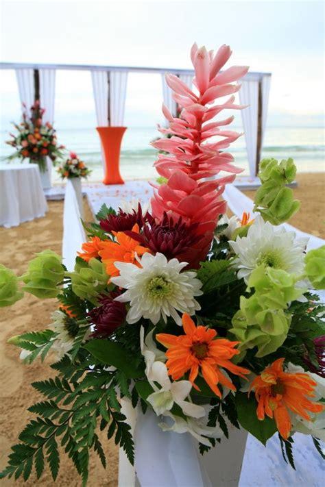 321 best tropical caribbean wedding images on tropical weddings flower arrangements