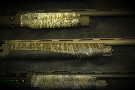 rob gun works camo dipping rob custom gun works