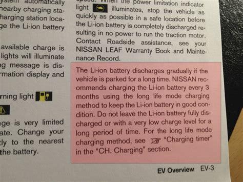 Car Warranty Types by Image 2011 Nissan Leaf Battery Warranty Information Size