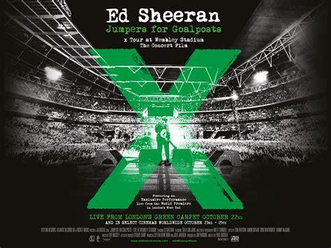 ed sheeran jumpers for goalposts ed sheeran announces jumpers for goalposts invision game