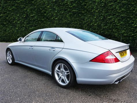 Mercedes Cls55 Amg by 2006 Mercedes Cls 55 Amg Aston Hill Limited