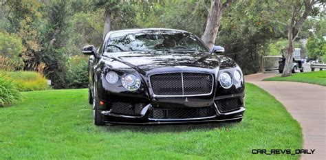 bentley v8s 2015 bentley continental gt v8s is stunning in black