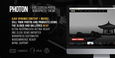 photon browser premium apk photon fullscreen photography wp theme v1 3 0 direct deviran