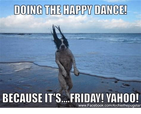 Meme Dance - doing the happy dance because it s friday vah00