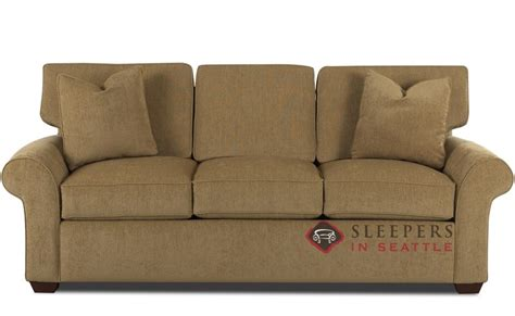 Savvy Sleepers by Customize And Personalize Seattle Fabric Sofa By