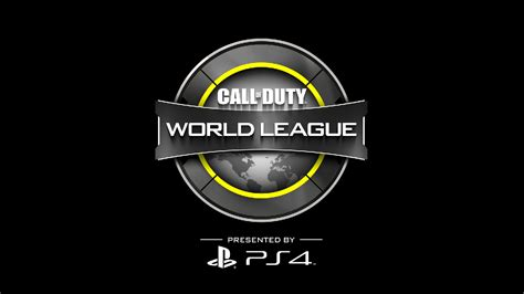 league play overview call of duty world league call of duty world league presented by playstation 4 2017