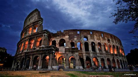 di roma galleria fotografica le foto colosseo italyguides it