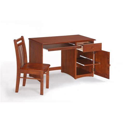Clove Student Desk Shown In Cherry Finish Cherry Student Desk