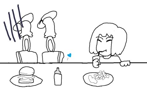Undertale Undyne Loser With Hearth 2 Sweater undertale grilby