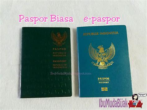 bagaimana cara membuat e paspor cara mudah bikin e paspor komplit dengan tipsnya ibu
