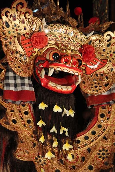 Barong Indonesia barong and keris nathariane travel