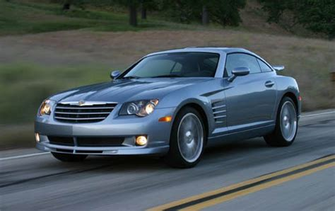 how cars run 2006 chrysler crossfire roadster security system used 2006 chrysler crossfire for sale pricing features edmunds