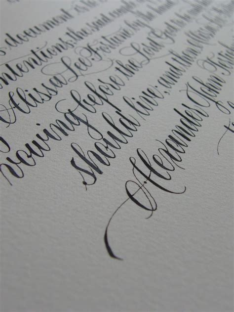 Certificate Letter Font 157 best calligraphy images on handwriting