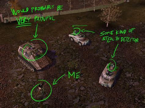 jarmens recon report image generation  mod  cc generals  hour mod db