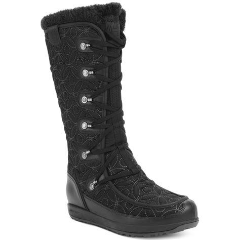 helly hansen boots helly hansen snowcutter 2 boots in black black silver lyst