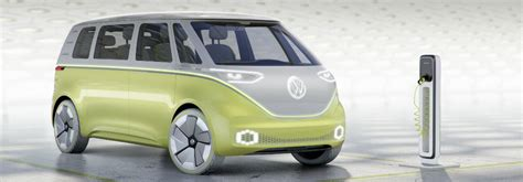 new volkswagen bus electric new vw electric microbus concept design