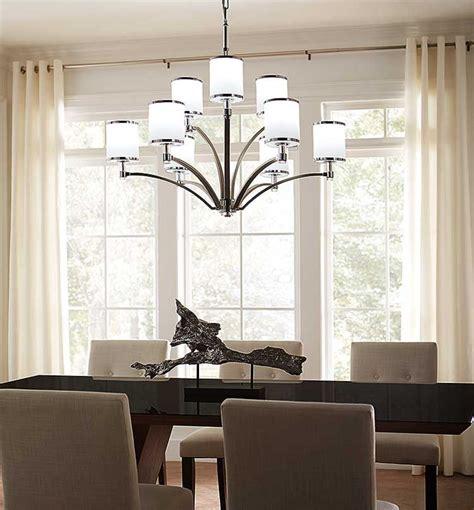 choose   size chandelier dining room