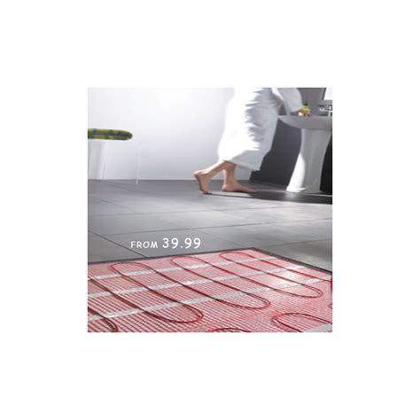 10 X 10 Heated Matting - underfloor heating heat mat floor heating