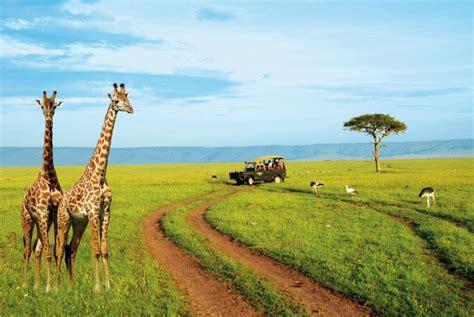 Syari Kanita top seven reasons to tour kenya