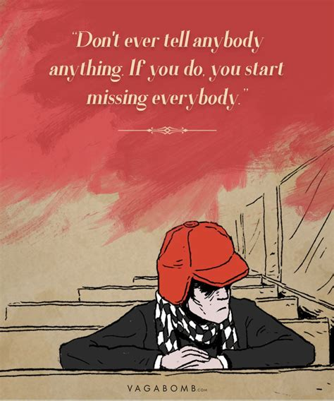 themes of isolation in catcher in the rye 10 quotes from the catcher in the rye that perfectly