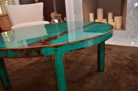 custom made custom metal coffee table with