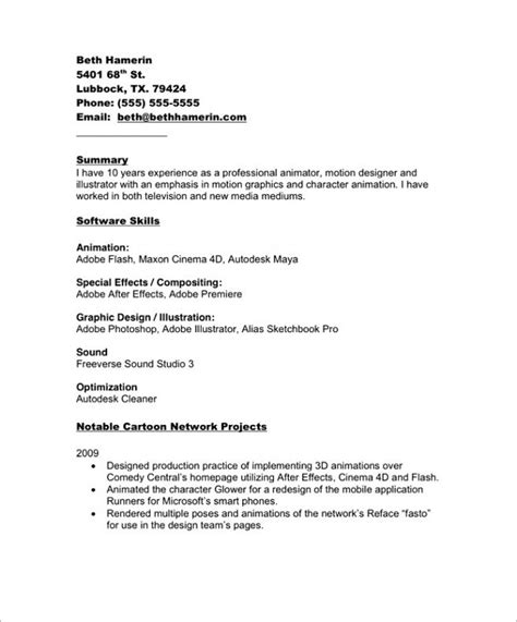 resume 12 key qualifications in a resume summary of
