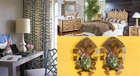 safari themed home decor 5 cool themes to style your home the royale
