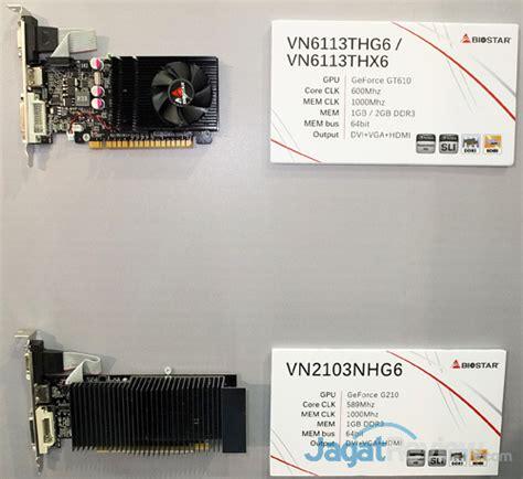 Vga 2018 Naik computex 2014 booth raid biostar jagat review