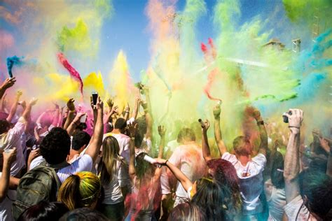 best color in the world 8 best places to celebrate holi in india in 2019 trawell