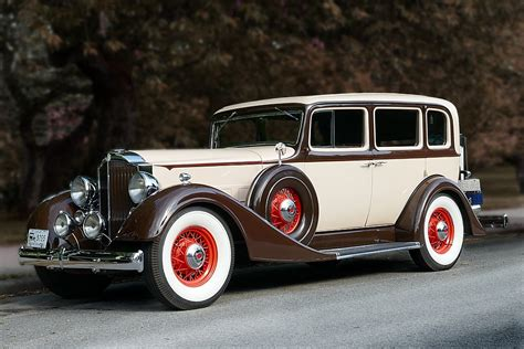 Packard Auto by Packard 1934 Car 183 Free Photo On Pixabay