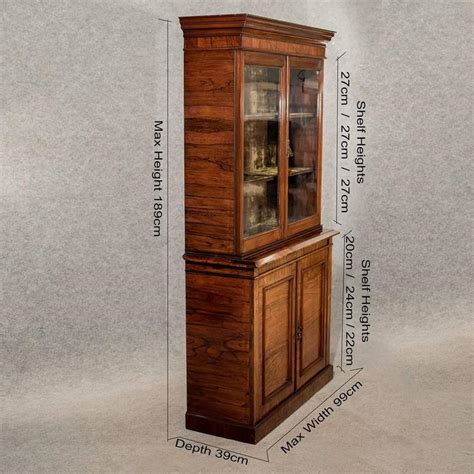 rosewood china cabinet for sale antique display bookcase china cabinet fine quality