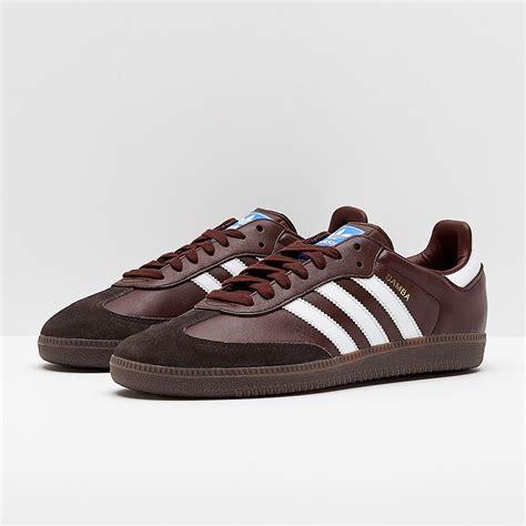 mens shoes adidas original samba og brown cq