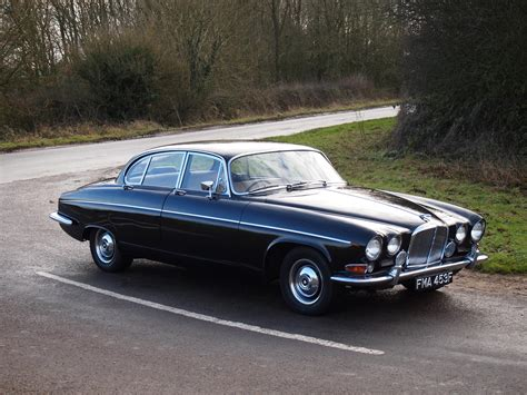 Used 1968 Jaguar 420 G for sale in Warwickshire   Pistonheads