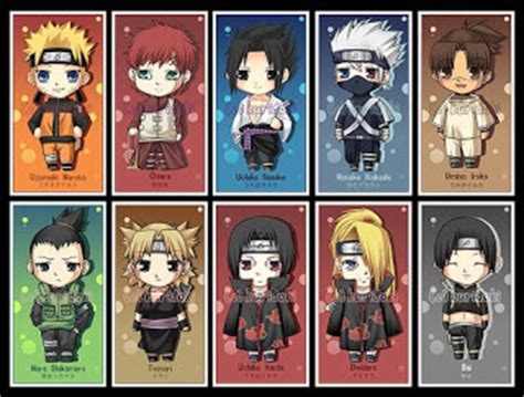 naruto printable bookmarks anime gallery free wallpapers hd images pictures