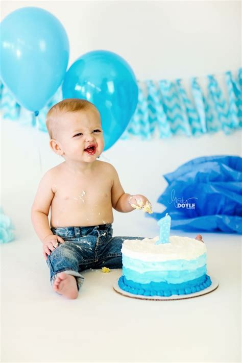 1st birthday boy 25 best ideas about cake smash pictures on