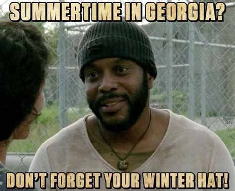 Tyreese Walking Dead Meme - the walking dead tyrese the walking dead memes