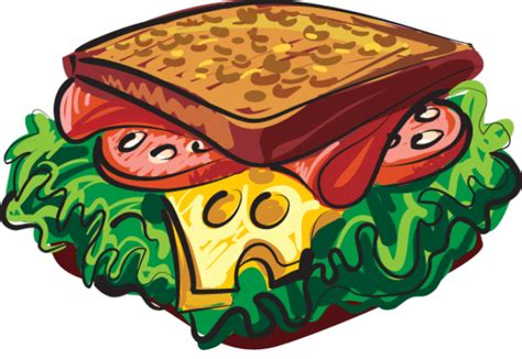 Sandwich Clip by Sandwich Clip Free Clipart Images 2 Cliparting