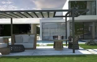 Modern Pergola Kits by Timber Frame Pergola Plans Home Design Ideas