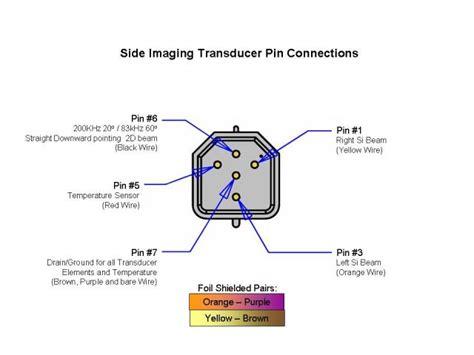 sonar transducer wiring diagram for sonar get free image