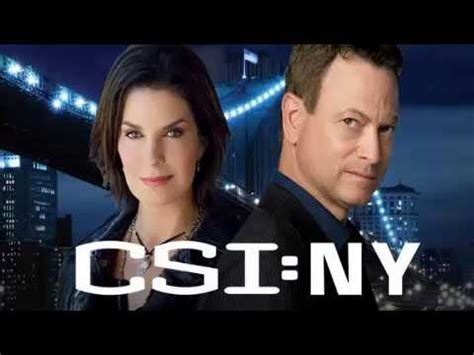 theme song csi new york sigla csi ny 8 youtube