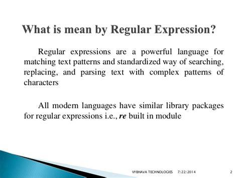text pattern matching python regular expressions in python