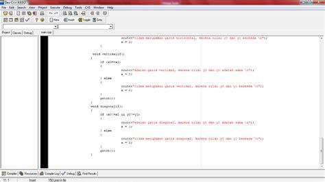 Membuat Virus Dengan Dev C | membuat aplikasi garis dengan dev c writer kutamz