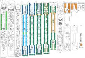 msc magnifica deck plans diagrams pictures