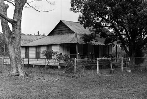Baker County Florida Records Florida Memory Dorman House Near Cedar Creek Baker County Florida