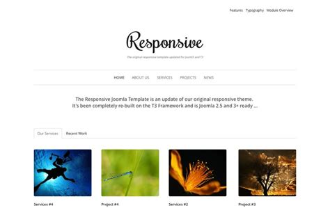 template joomla blank blog archives liquidstandart
