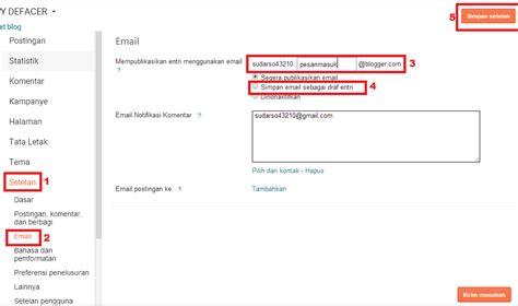 cara membuat blog menjadi com cara membuat blogspot digunakan menjadi email forum komputer